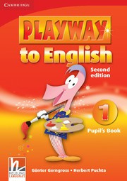 Playway to English Second edition Level1 Pupil's Book