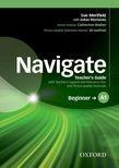 Navigate A1 Beginner Teacher's Guide With Teacher's Support And Resource Disc