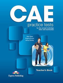 Cae Practice Tests For The Revised Cambridge Esol T's Book (with Digibooks App.)