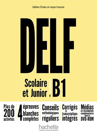 DELF scolaire et junior B1