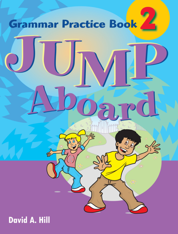 Jump Aboard Level 2 Grammar Practice Book