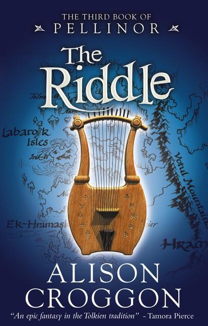 The Riddle (Alison Croggon)