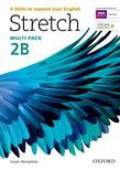 Stretch Level 2 Student's Book & Workbook Multi-pack B With Online Practice