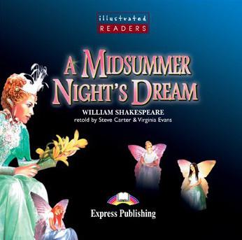 A Midsummer Night's Dream Audio Cd
