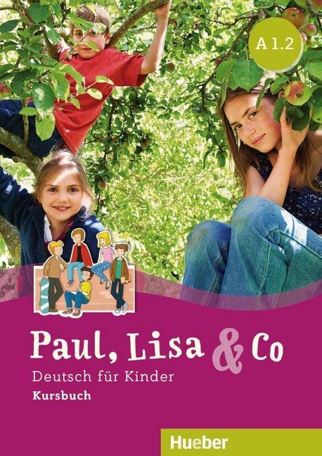 Paul, Lisa & Co A1/2 Studentenboek