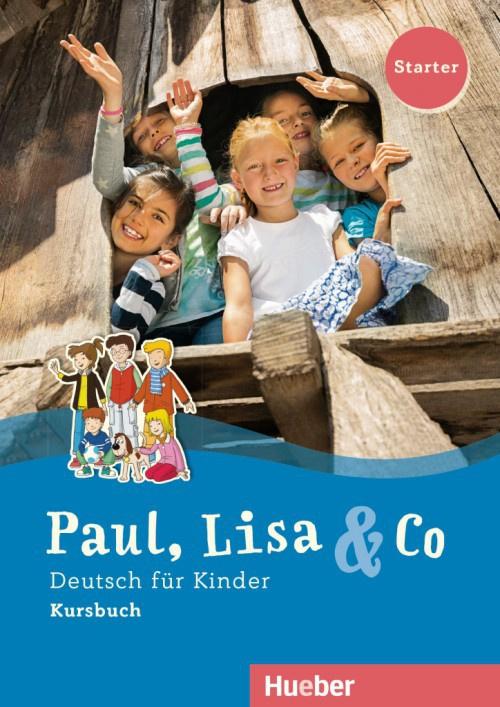 Paul Lisa & Co Starter Studentenboek
