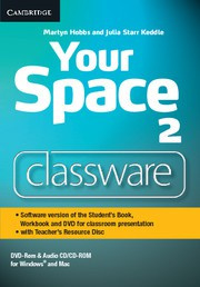 Your Space Level2 Presentation Plus DVD-ROM with Teacher's Resource Disc