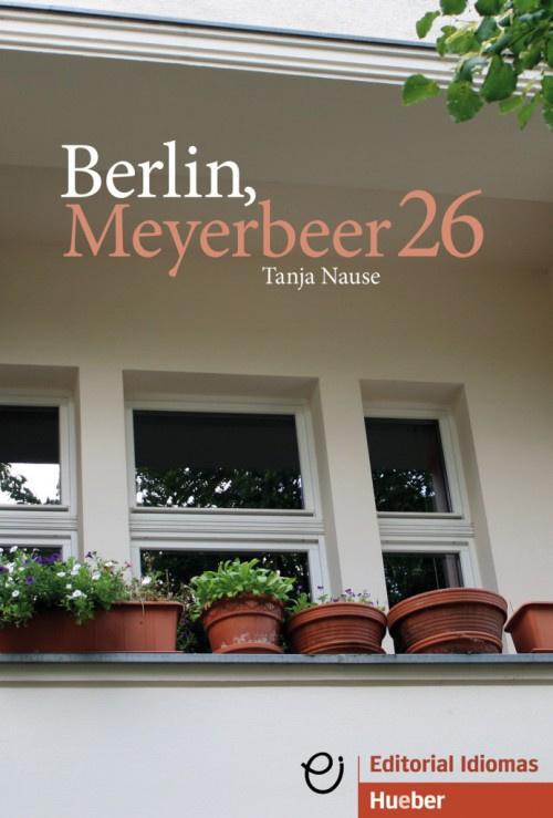 Berlin Meyerbeer 26 Buch met MP3-CD