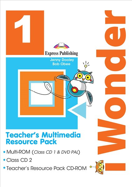 I-wonder 1(pal) T's Multimedia Resource Pack(set Of 3) (international)