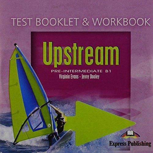 Upstream B1 Workbook & Test Booklet Class Cd