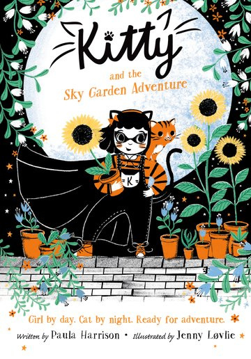 Kitty and the Sky Garden Adventure (Paula Harrison, Jenny Løvlie)