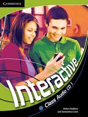Interactive Level1 Class Audio CDs (3)
