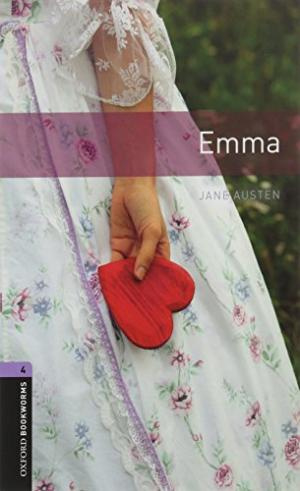 Oxford Bookworms Library Level 4: Emma Audio Pack