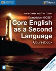 Cambridge IGCSE® Core English as a Second Language Coursebook with Audio CD