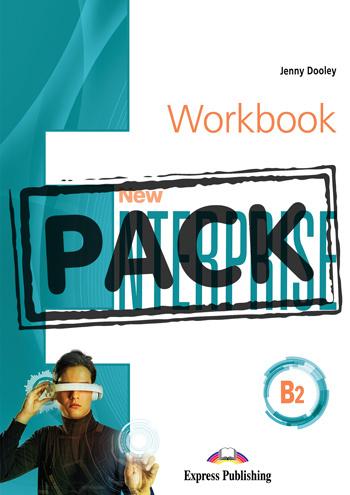 New Enterprise B2 - Workbook (with Digibooks App)