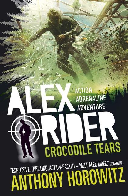 Crocodile Tears 15th Anniversary Edition (Anthony Horowitz)