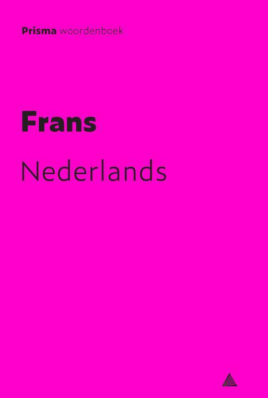 Prisma woordenboek Frans-Nederlands FLUO