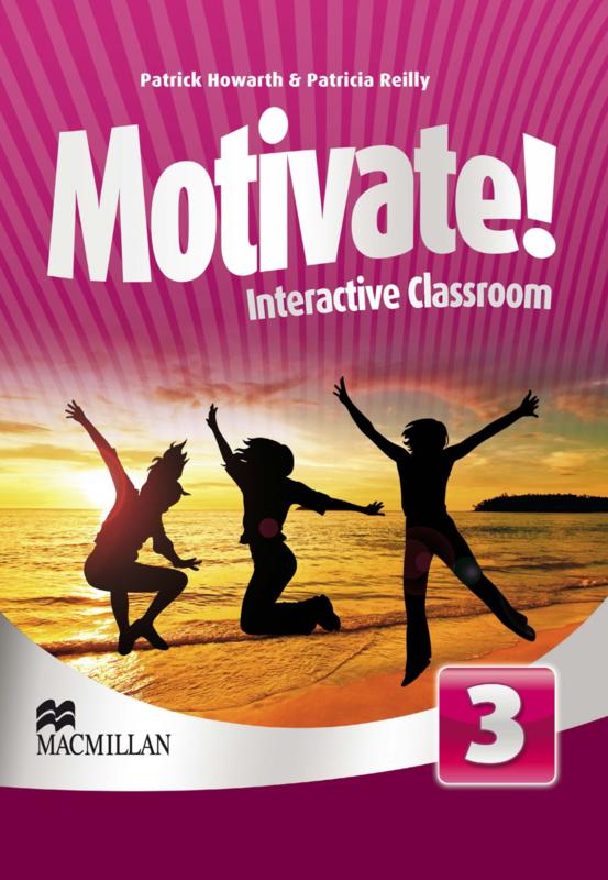 Motivate! Level 3 Interactive Classroom CD-ROM