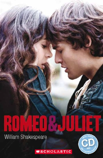 Romeo and Juliet + audio-cd