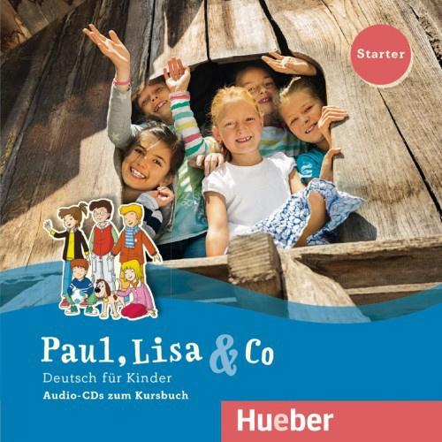 Paul Lisa & Co Starter 2 Audio-CDs