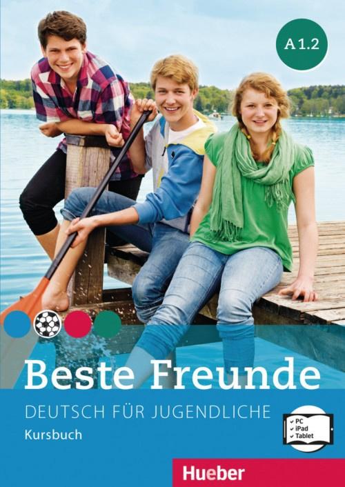 Beste Freunde A1/2 – Interactief Digitaal Studentenboek