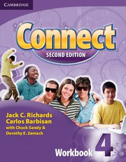 Connect Second edition Level4 Workbook