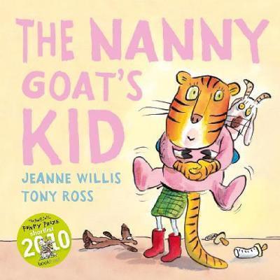 The Nanny Goat's Kid (Jeanne Willis) Paperback / softback