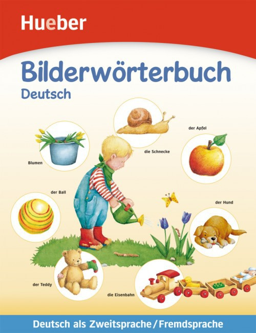 Bilderwörterbuch Boek met MP3-Download