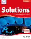 Solutions 2nd Edition Pre-intermediate Student Book