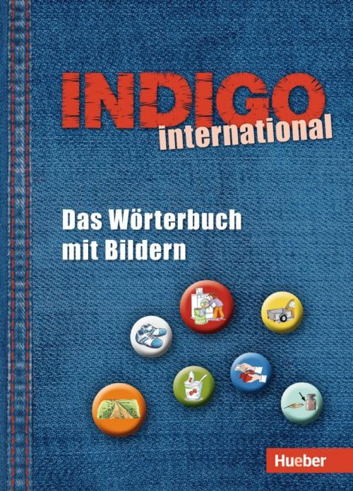INDIGO international Buch