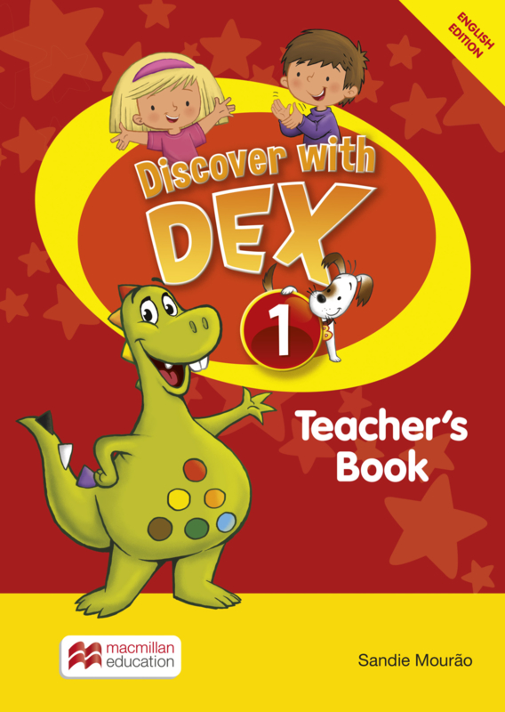Discover with Dex Level 1 Teacher's Book Pack