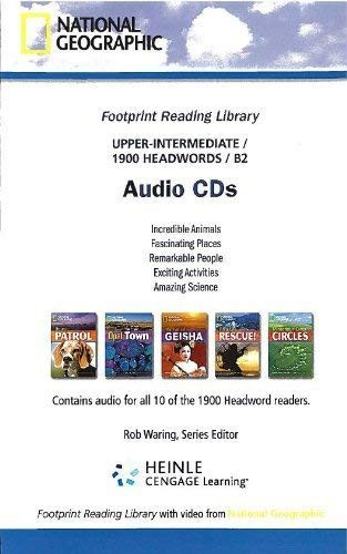 Footprint Reading Library 1900 - Audio Cd (x1)