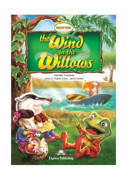 The Wind In The Willows Reader
