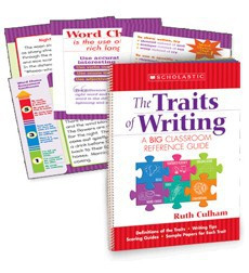 The Traits of Writing: A Big Classroom Reference Guide (Flip Chart)