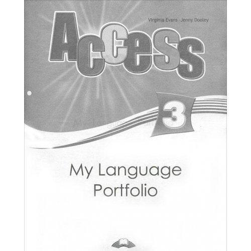 Access 3 My Language Portfolio (international)