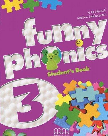 Funny Phonics 3 Students Book