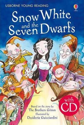 Young Reading CD Packs : Snow White and the Seven Dwarfs