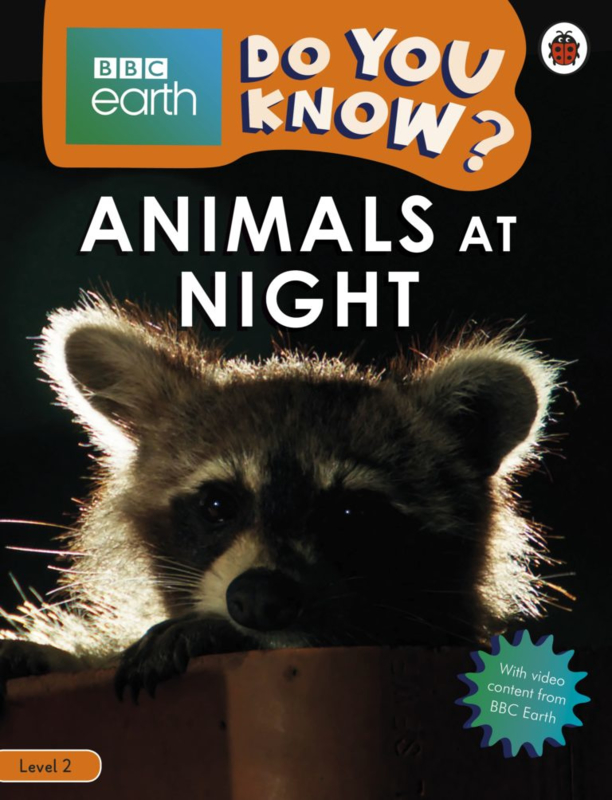 Do You Know? – BBC Earth Animals at Night