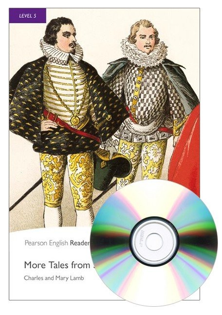 More Tales from Shakespeare Book & CD Pack