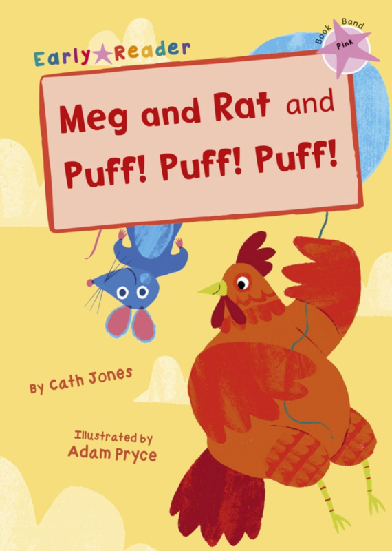 Meg and Rat and Puff! Puff! Puff!
