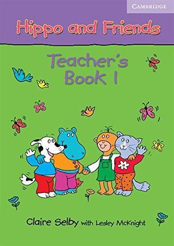 Hippo and Friends Level1 Teacher's Book