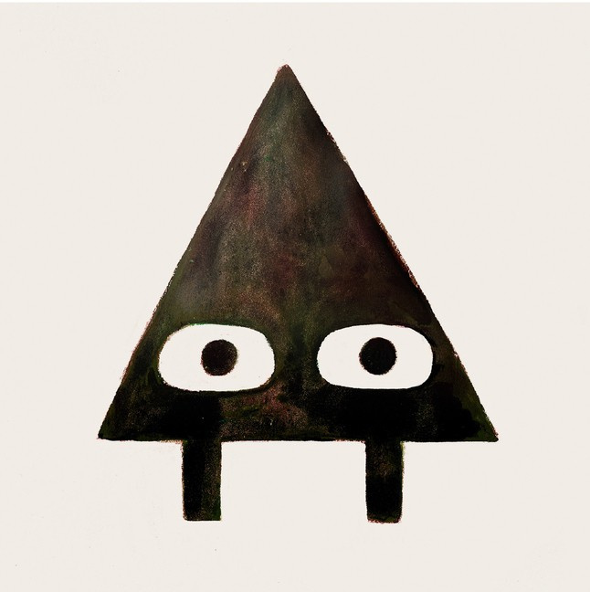 Triangle (Mac Barnett, Jon Klassen)