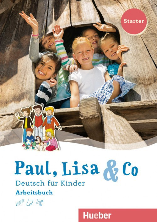 Paul Lisa & Co Starter Werkboek