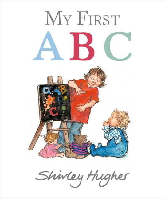 My First Abc (Shirley Hughes)