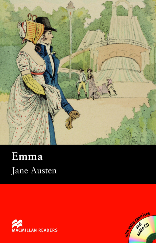 Emma Reader with Audio CD