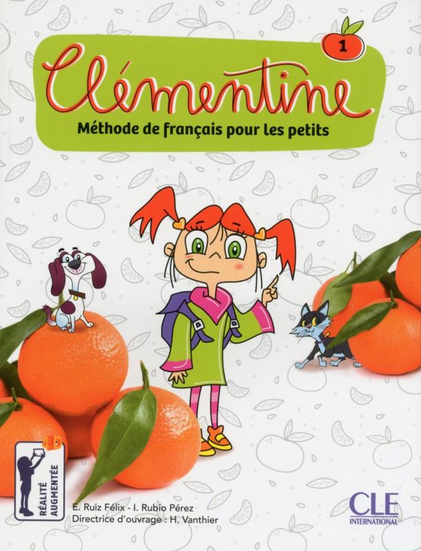 Clémentine - Méthode de français pour les petits - Niveau 1 - Livre + DVD