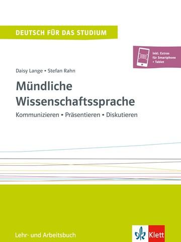 Mündliche Wissenschaftssprache Studentenboek en Werkboek