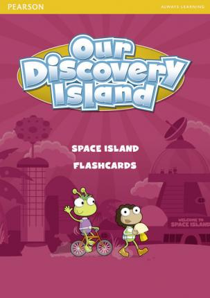 Our Discovery Island Level 2 Flash Cards