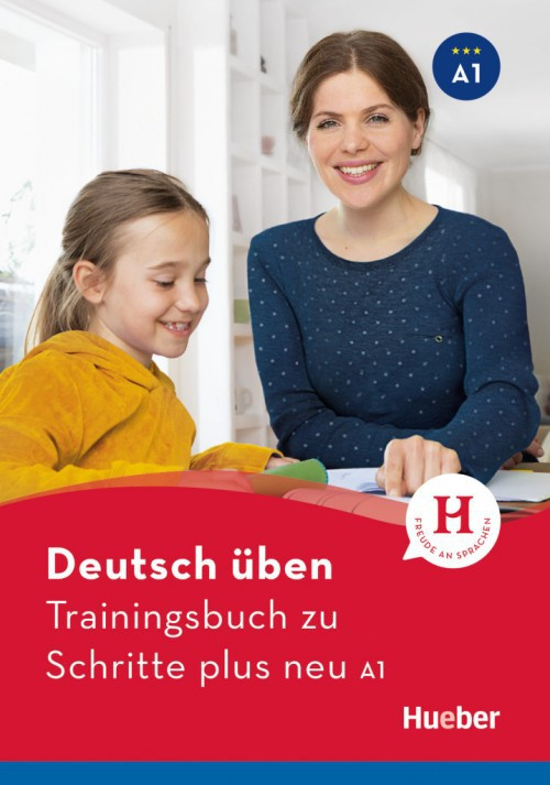 Trainingsboek voor Schritte plus neu A1 Boek