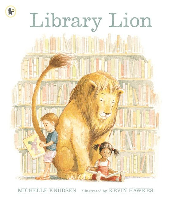 Library Lion (Michelle Knudsen, Kevin Hawkes)
